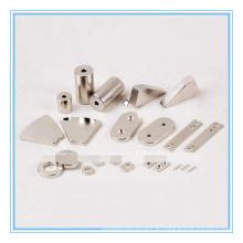 Пользовательские Спеченные Неодимовый Постоянный магнит-кольцо с ISO9001