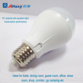 7W LED Rechargeable Emergency Bulb Light