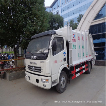 Dongfeng Chassis 13 Kubikmeter Müll Müll Kompaktor LKW
