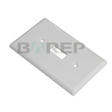 YGC-011 OEM conception personnalisée gfci résistent à l'accumulation de poussière interrupteur à bascule couvercle