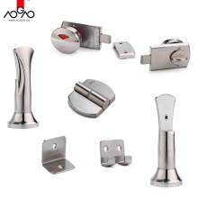 Durable Quality Toilet Partition Hardware Accessories Aogao 11