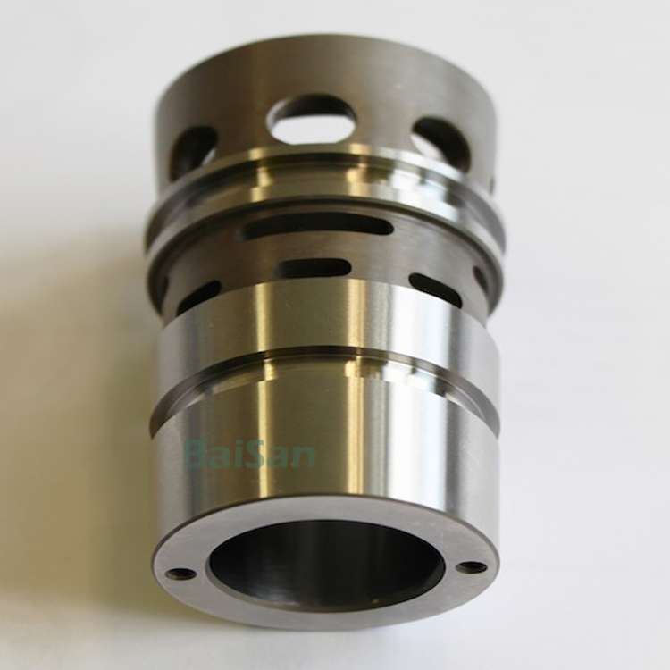 Hydraulic Cage Hydraulic Parts Precision Machined Parts