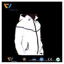 customhi vis reflex chaqueta ciclismo / chaqueta reflectante / chaqueta de seguridad reflexiva