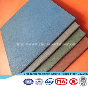 outdoor warehouse rubber flooring sheet