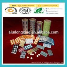 8011 H18 Folha de alumínio farmacêutico