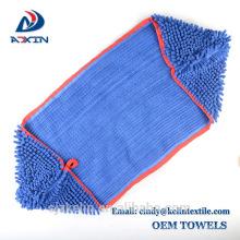 Promotional antibacterial custom microfiber pet towel