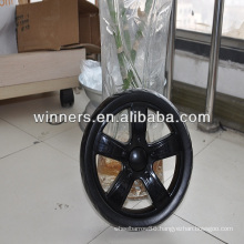Plastic EVA wheel/baby buggy wheel/baby stroller wheel 7 inch
