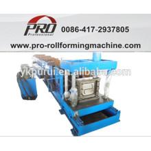 Máquina de formação de rolo z purlin totalmente automática usada