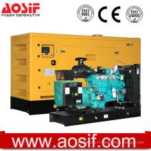 Puissance du générateur diesel AOSIF 250kva par moteur diesel Cummins
