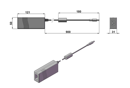 Picosecond-Laser-Adaptor