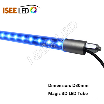 Magic Led programmable Tube DC15V