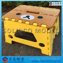 Fabricante plegable del moldeo de la silla de la inyección plástica de alta calidad