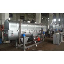 Máquina de secagem de leito fluidizado vibratório de cloreto de magnésio