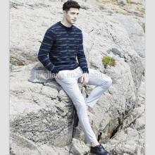 100% cashmere crewneck sweater