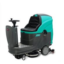 High quality Shopping Mall Hotel Road Scrubber Dryer floor scrubbing machine
