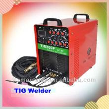 TIG200P Portable AC DC Aluminum Water Cooled TIG Welder