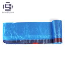 Водонепроницаемый шнурок полиэтиленовый пакет отброса на крене