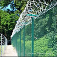 Anping Tianyue Hot Sale! Barbed Wire Netting Fences (TYE-04)