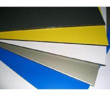 manufacture aluminum composite wall panel