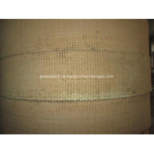 Rodillo de forro de freno de resina de amianto