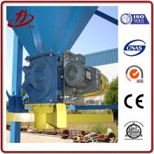 Bulk material unloading valve