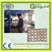 Máquina de moldagem de celulose de papel de alta qualidade