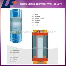Sécurité et confort Panaramic Elevator Lift price