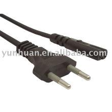 Шнур питания установить электрические радио провод с plug TV сушилка шнур