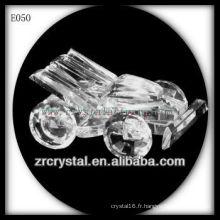 Modèle de trafic de cristal délicat E050
