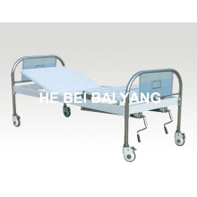 a-111 Movable Single Function Manual Hospital Bed