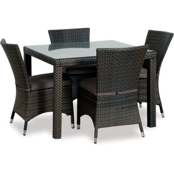 Patio Wicker Dining Sets Garden Rattan Outdoor Furniture