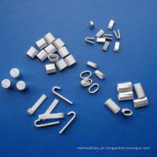 Produtos de alumínio de alta pureza