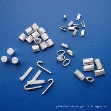 Hochreine Produkte aus Aluminium