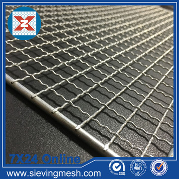 Metalen Barbecue Grill Netting