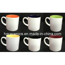 6oz Two Tone Sublimation Mug, 6oz Two Tone Mug