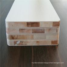 Melamine faced block board 1220*2440mmMalacca ecological board