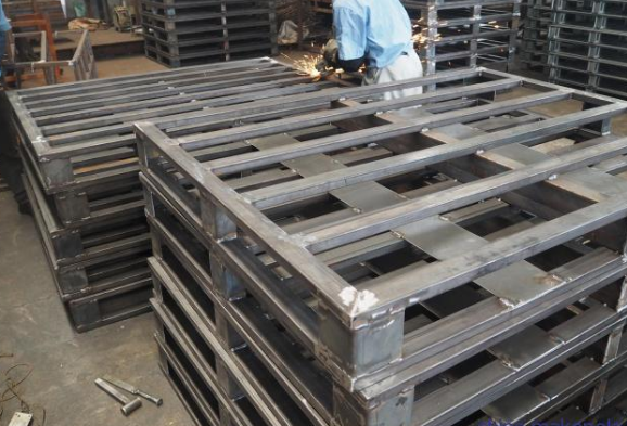 Galvanized Steel Components