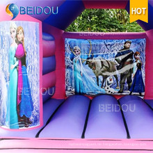 Fabrik populäre aufblasbare Bouncy Schloss gefrorene springende Schloss aufblasbare Jumper