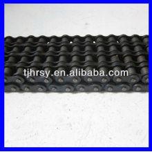 Chaîne à rouleaux en acier carbone 20A-4 à quatre rangs pour une vente chaude !!!