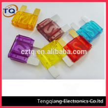 PC material made maxi blade fuse with car fuse tester