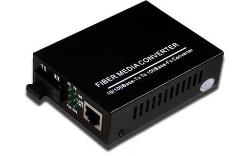 Rj45 To Fiber Optic Converter