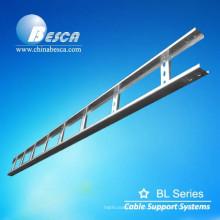 CE и UL Гальванизированная стальная пробивая список кабель Цена стремянки Fctory