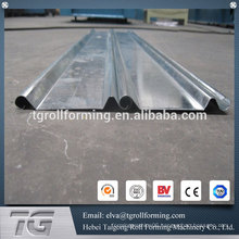 China Supplier roller shutter steel slat forming machine
