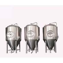 home brew 250 gallon conical temperature controlled brewing fermenter