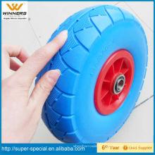 Roda forte alta da espuma do plutônio de 3,50-8 polegadas para bicicletas da criança