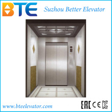 Ce Kc Good Decoration Passenger Lift Without Machine Room
