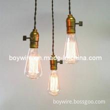 Vintage Edison Bulb Pendant Lamp