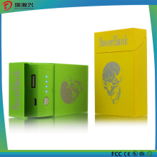 Private Model Cigarette Box Shape Portable Power Bank 4000mAh