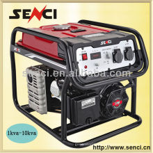 Senci Brand 1kva-20kva Gasolina Portbale Generator Set
