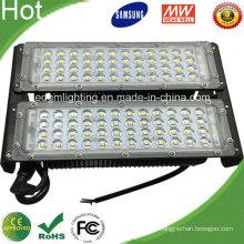 Luminarias de 100 vatios LED túnel con Driver Meanwell